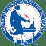 American Association of Notaries logo